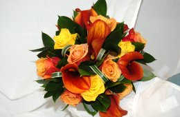 Hand Tied Bouquets